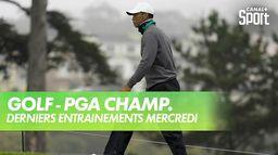 Les derniers entraînements : PGA Championship 2020 - Harding Park