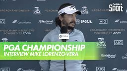 Réaction de Mike Lorenzo-Vera : PGA Championship 2020 - 1er Tour
