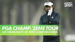Les highlights de Mike Lorenzo-Vera : PGA Championship 2020 - 2ème Tour
