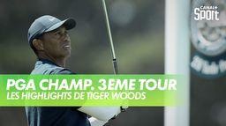 Les highlights de Tiger Woods : PGA Championship 2020 - 3ème Tour