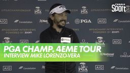 Réaction Mike Lorenzo-Vera : PGA Championship 2020 - Dernier Tour
