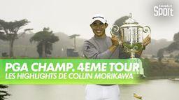 Les highlights de Collin Morikawa : PGA Championship 2020 - Dernier Tour