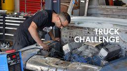 Truck challenge : Truck Hunters
