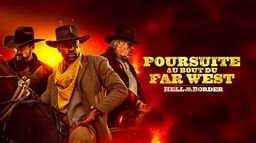 Poursuite au bout du Far West