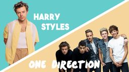 HARRY STYLES & ONE DIRECTION