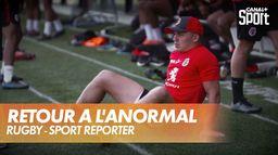 """Extrait de """"Retour à l'anormal"""" : Sport Reporter"""