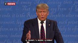 Donald Trump: «J'ai payé des millions de dollars d'impôts»