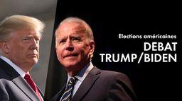 Trump - Biden : le débat