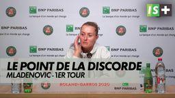 Mladenovic, le point de la discorde