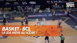 Cinq points magnifiques d'Abdoulaye Loum ! : Basketball Champions League