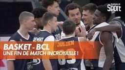 7 secondes irrespirables, la JDA en demi finale ! : Basketball Champions League