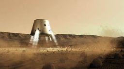 Mars : mission spatiale sans retour : Ma vie sur Mars