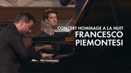 Hommage à la nuit : Francesco Piemontesi