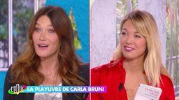 La playlivre de Carla Bruni