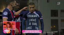 Kylian Mbappé rend hommage à un jeune supporter décédé d'un cancer