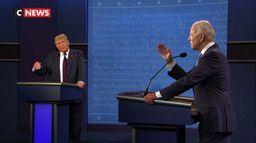 Retour sur les débats entre Trump et Biden