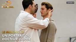 Making Of - Un portrait du Docteur Juiphe