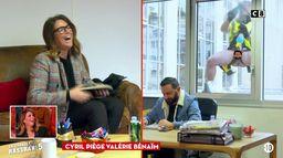 Cyril Hanouna piège Valérie Benaïm, Bernard Laporte et Claude Alexis