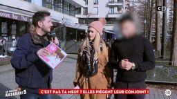 C'est pas ta meuf ? Elles piègent leur conjoint avec Maxime Guény !