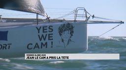Jean Le Cam a pris les commandes
