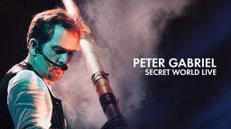 Peter Gabriel : Secret World Tour
