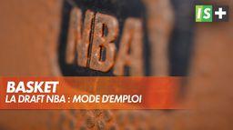 La draft NBA : mode d'emploi !