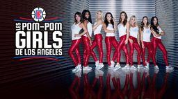Les pom-pom girls de Los Angeles