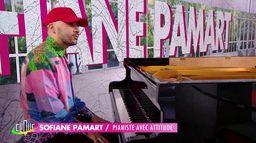 Sofiane Pamart : pianiste avec attitude