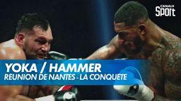 La fin du combat et la décision : Yoka - Hammer