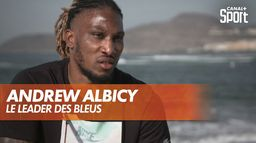 Andrew Albicy, le leader des bleus : Eliminatoires Euro 2022 masculin