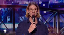 Paul Mirabel au Gala du Jamel Comedy Club