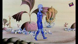 """""""La Planète sauvage"""" par Bonnie Banane"""
