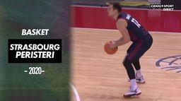 Le résumé de Strasbourg - Peristeri : Basketball Champions League