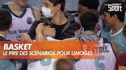 Limoges : une fin de match à rebondissements : Basketball Champions League