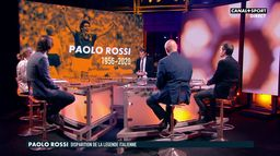 Le Late FC rend hommage à Paolo Rossi