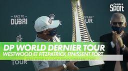 Matt Fitzpatrick remporte la finale, Lee Westwood le titre européen : DP World Tour Championship