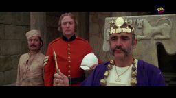 """""""L'Homme qui voulut être roi"""" de John Huston"""