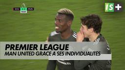 Man United grâce à ses individualités
