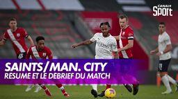 Southampton / Manchester City : le résumé