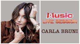M6 MUSIC LIVE SESSION CARLA BRUNI