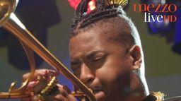 Christian Scott Atunde Ajduah   A to Jazz festival
