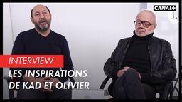 Bullit & Riper - Les inspirations de Kad et Olivier