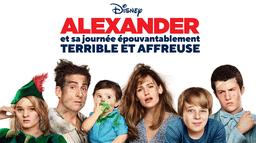 Alexander et sa journée épouvantablement terrible et affreuse