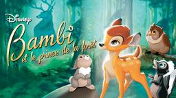 Bambi et le prince de la forêt
