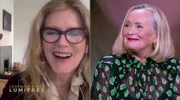 Prix des Meilleures actrices Martine Chevallier & Barbara Sukowa dans Deux