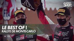 Le best of du Rallye de Monte-Carlo ! : WRC