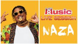 M6 MUSIC LIVE SESSION NAZA