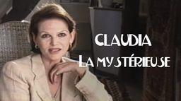 Claudia la mystérieuse
