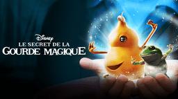 Le Secret de la gourde magique