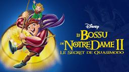 Le Bossu de Notre-Dame II: Le Secret de Quasimodo